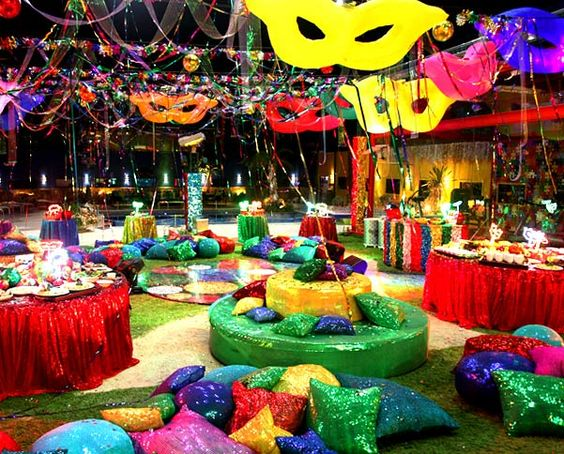party-carnevale