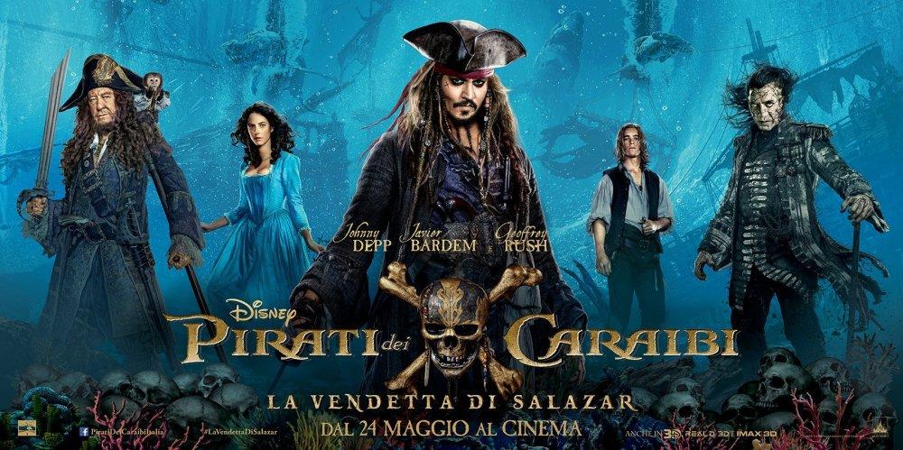 Pirati dei Caraibi Rho