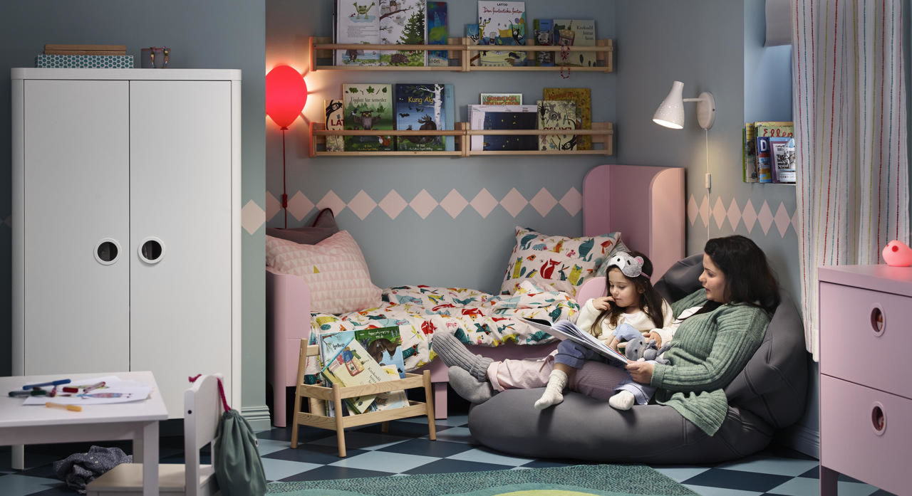 Cameretta Montessori Ikea : E più lettini montessoriani montessori da a anni