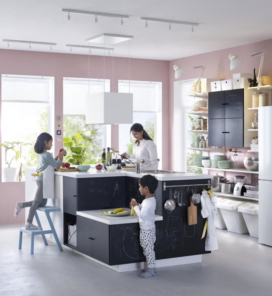 100+ [ Cucina Acciaio Inox Ikea ] | Beautiful Cucina Modulare Ikea ...