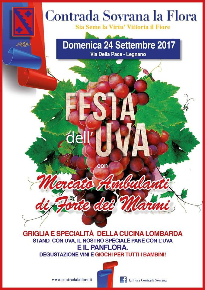 Festa dell'Uva Flora