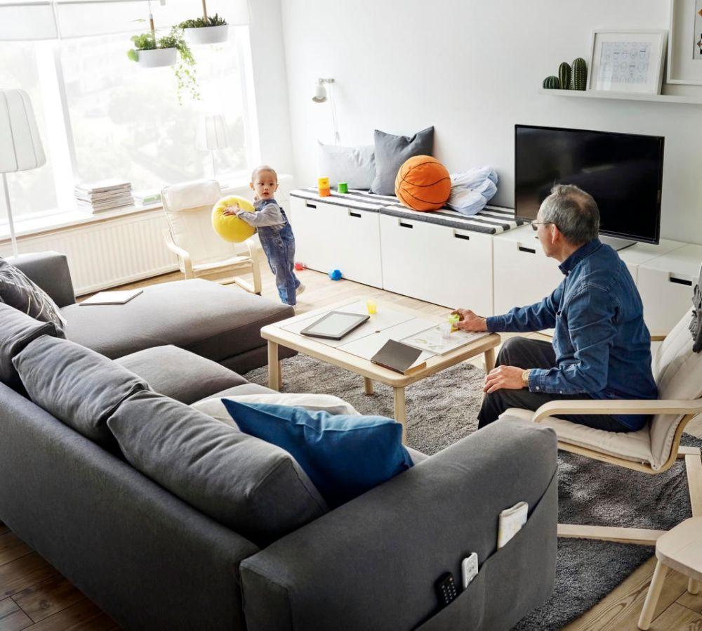 Il catalogo IKEA 2018 dal punto di vista di mamma e papà