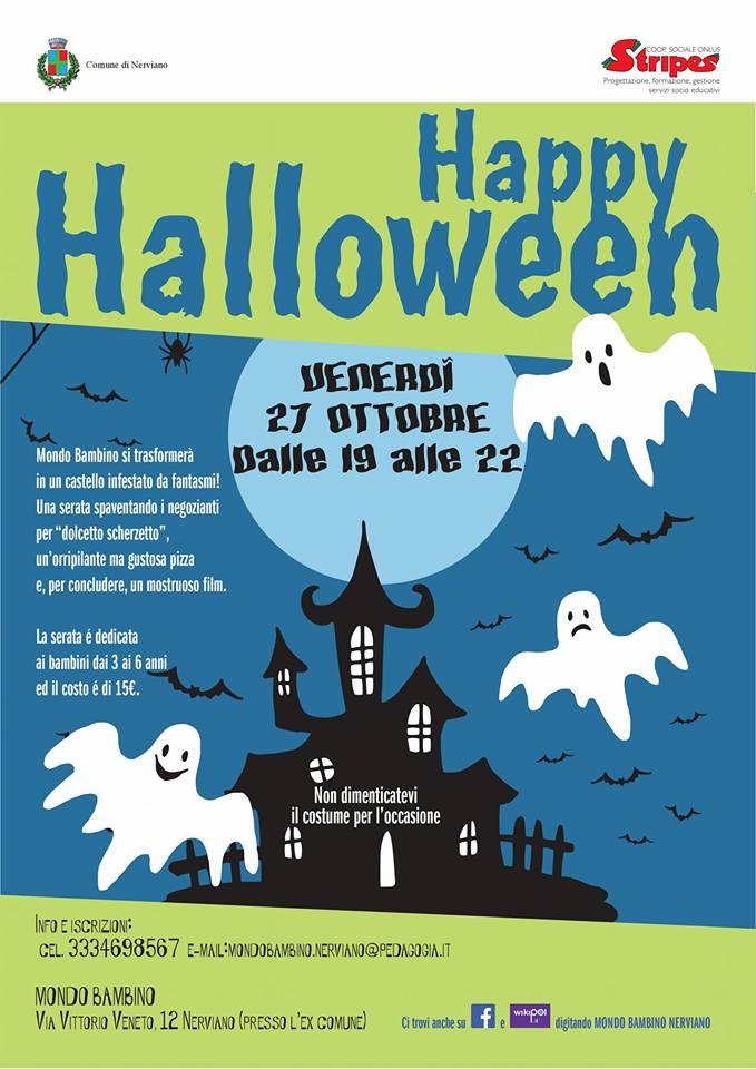 Halloween Nerviano