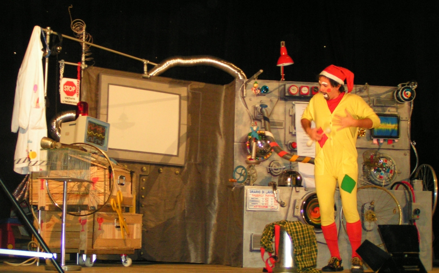 Teatro bambini natale