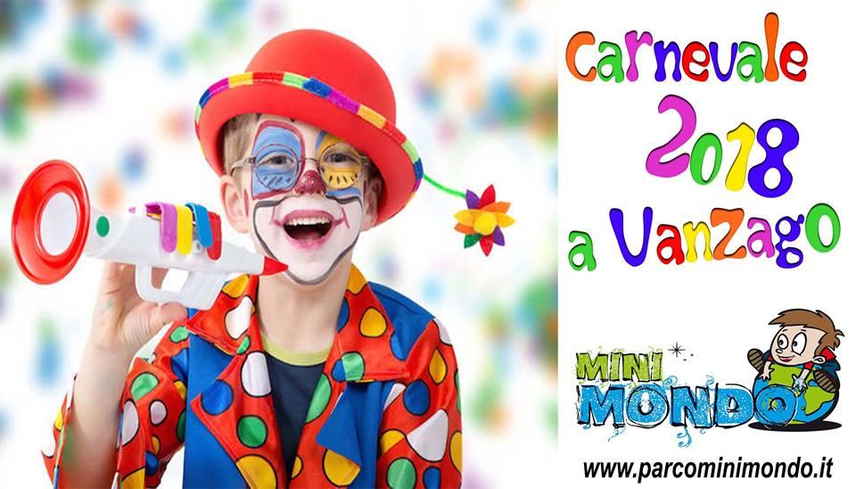 Minimondo Vanzago Carnevale
